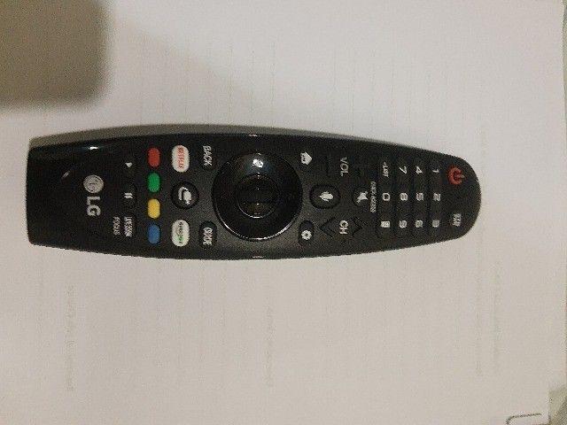 Controle remoto  - Foto 2