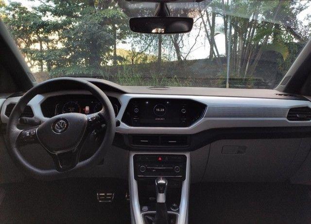 Volkswagen T-Cross T CROSS HIGHLINE TSI 4P - Foto 8