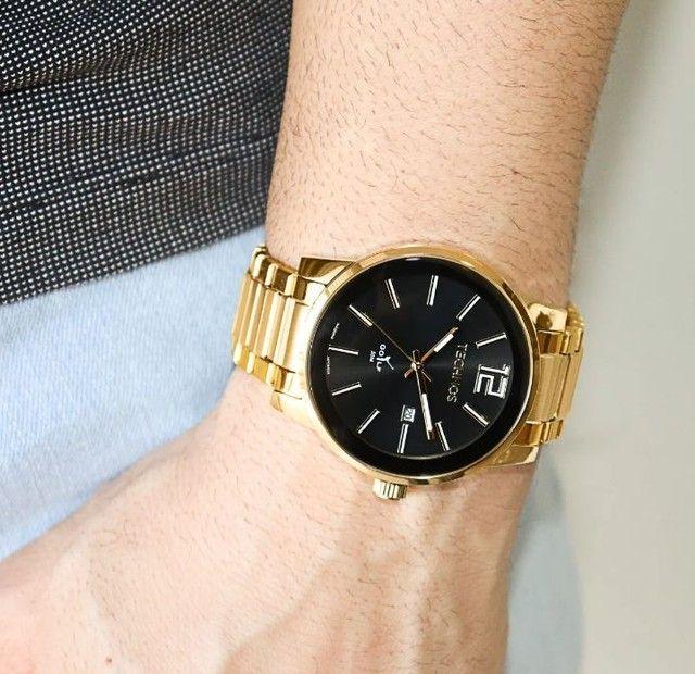 Relógio Technos Original (R$380 a vista)