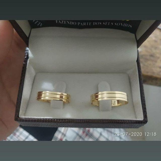 Ouro 16 e 18 k ouro  - Foto 3