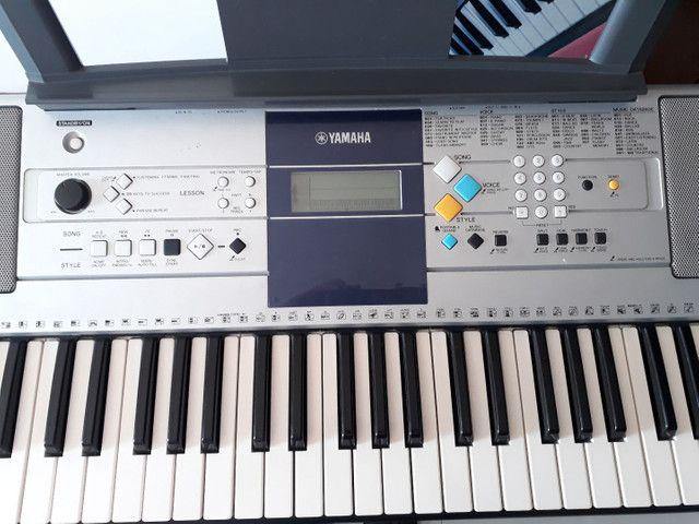 Teclado Yamaha PSR - E323 - Foto 4