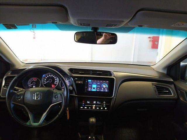 Honda City 1.5 EXL Aut - Foto 8