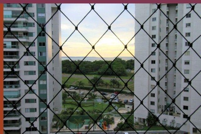 Apartamento 3 Quartos Condomínio weekend Club Ponta Negra - Foto 17