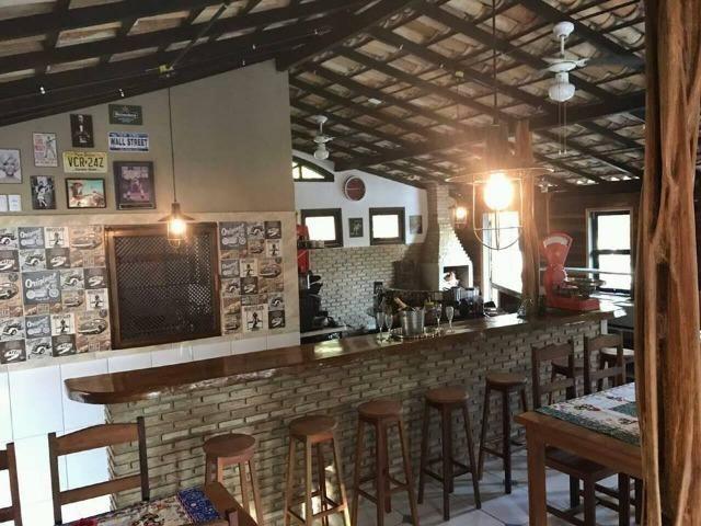 Casa rústica com pousada e restaurante - Foto 6