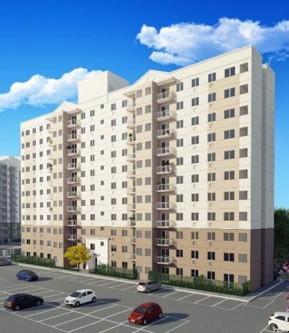 2 quartos com varanda, lazer completo, ITBI e registro grátis em Morada de Laranjeiras