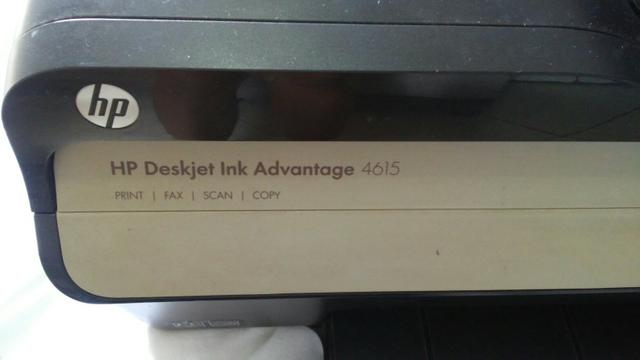 HP DESKJET INK ADVANTAGE 4615(print,fax,scan,copy)
