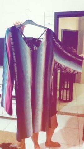 Vestido Mercatto Mily Roxo