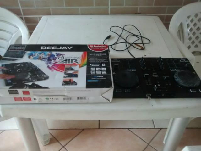 Controladora para DJ