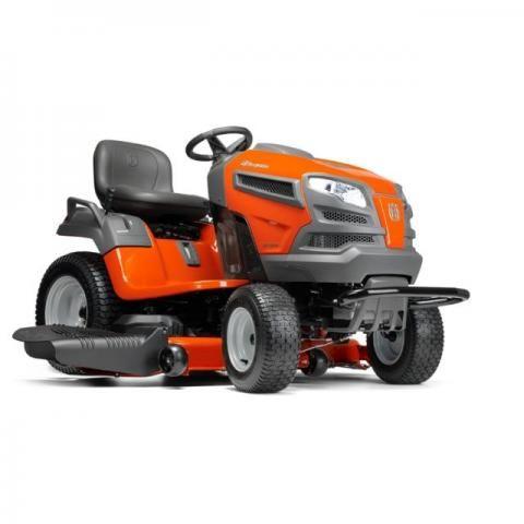 Trator cortador de grama à gasolina Husqvarna LGT2654