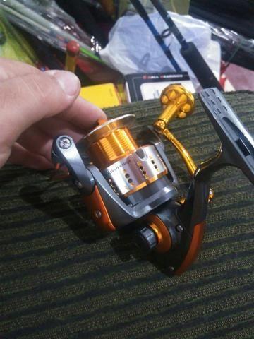 Molinete sumax flipper