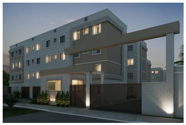 Apartamentos de 2 quartos na região de Manguinhos