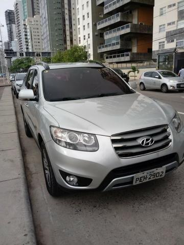 Good Hyundai Santa Fe 2012 5 Lugares Unica Dona Excelente