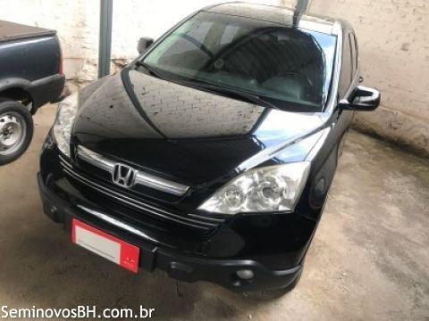 Honda CR-V 2.0 16V EX-L 4x4 2009 Preta