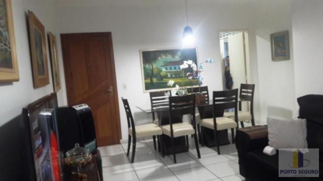 Apartamento para venda em vitória, jardim camburi, 3 dormitórios, 2 banheiros, 1 vaga - Foto 2