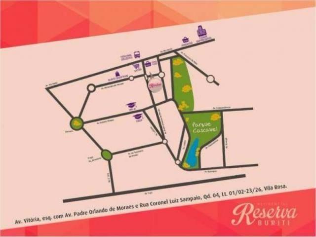 Apartamento à venda com 2 dormitórios em Vila rosa, Goiânia cod:AL1122 - Foto 19