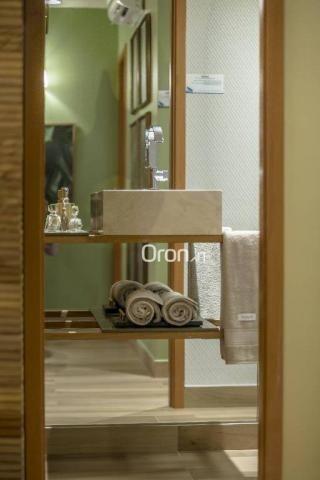 Apartamento com 3 dormitórios à venda, 84 m² por R$ 524.000,00 - Setor Oeste - Goiânia/GO - Foto 19