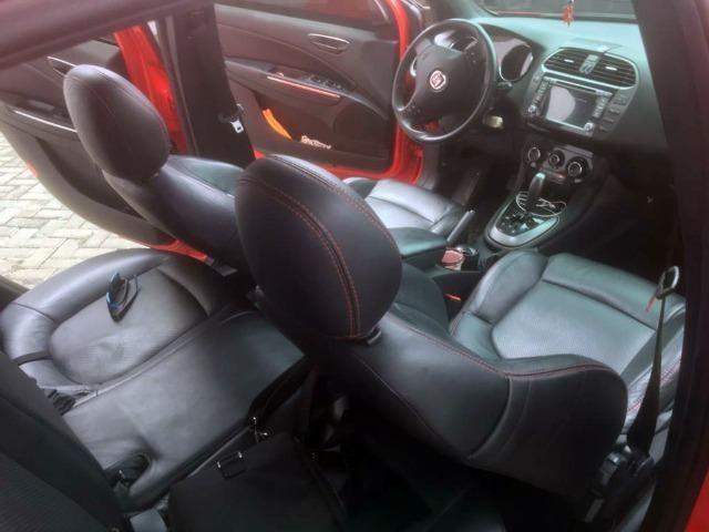 Fiat Bravo Sporting 1.8 completa revisada na css excelente carro - Foto 5