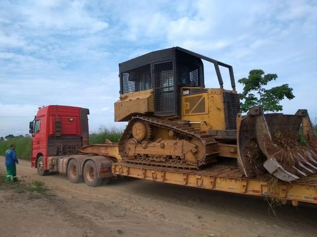 Hora maquina Escavadeira (PC) e Trator de esteira - Foto 4