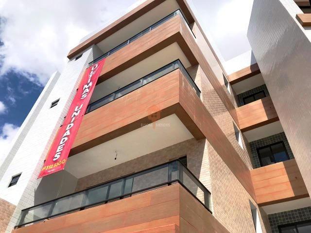 Apartamento Novo pronto pra morar na Palmeira a poucos passos do centro - Foto 4