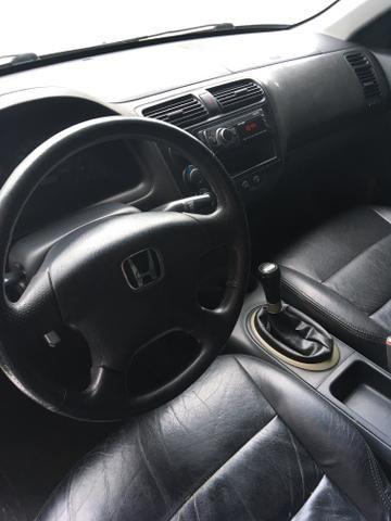 Honda Civic 1.7 LX 2002 - Foto 5