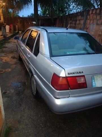 Santana 2.0 gasolina - Foto 2
