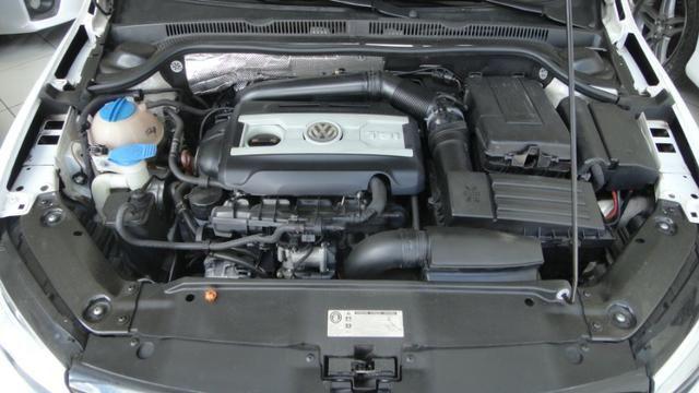 VW Jetta 2.0 TSI Highline 2012, 79Mil KM, Periciado, Couro, Multimidia, Impecável - Foto 15