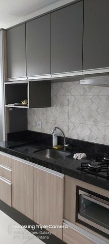 Apartamento mobiliado com 3 quartos no Bairro Santo Antônio. Valor mensal R$ 1.300,00 - Foto 5
