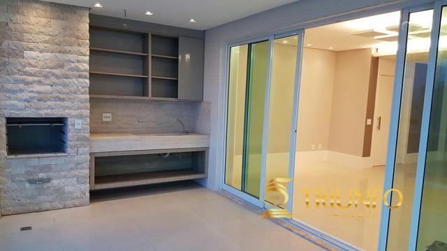 . Excelente apartamento na península com frente livre para o mar todo projetado!! - Foto 3