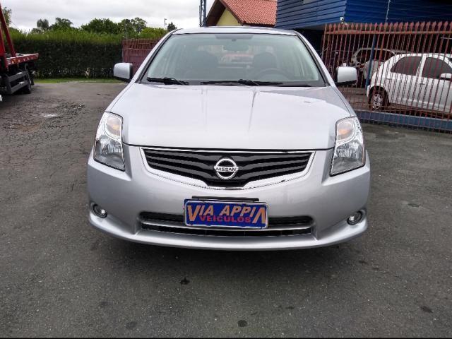 Nissan Sentra 2.0 S Automático 2012. - Foto 2
