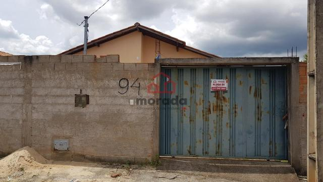 Casa para aluguel, 2 quartos, cidade nova - itauna/mg