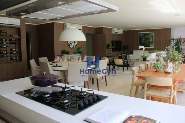 Apartamento Contemple Marista 3 ou 4 suítes - Setor Marista - Goiânia - Foto 11