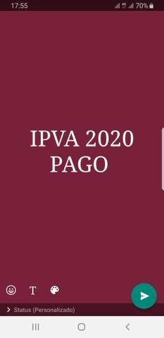 Gol 1.6 TRENDLINE 2018/2019 IPVA 2020 PAGO - Foto 2