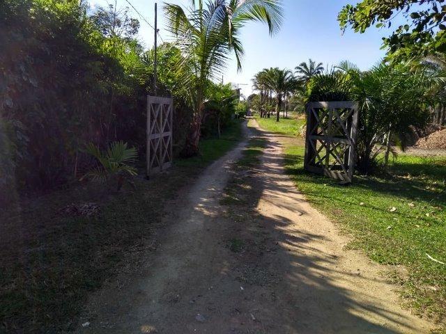 Lotes na praia em condomínio fechado ilha Vera Cruz - Foto 9