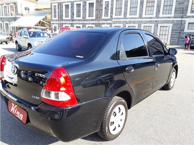 Toyota Etios 1.5 xs sedan 16v flex 4p manual - Foto 6