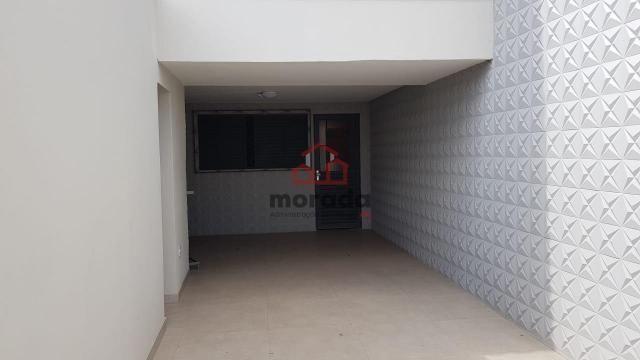 Casa para aluguel, 2 quartos, 2 vagas, centro - itauna/mg - Foto 2
