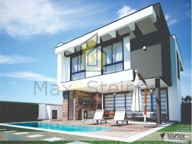 Nailha-ESpetácular casa 04 dorms em cond.fechado-praia dos Ingleses/Floripa - Foto 8