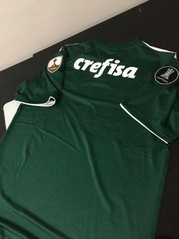 Palmeiras Temporada 18/19 com Patch da Libertadores