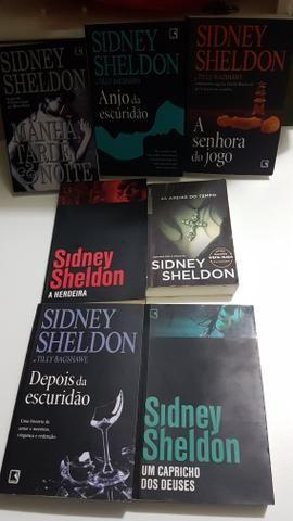 Títulos de Sidney Sheldon