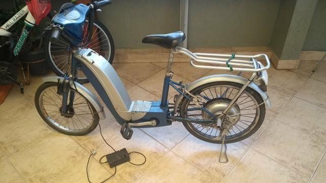 Bicicleta elétrica barto