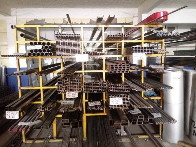 Ferros para construção e Serralheria. Telhas e Estribos com Fabricação  propria 574a58699629d