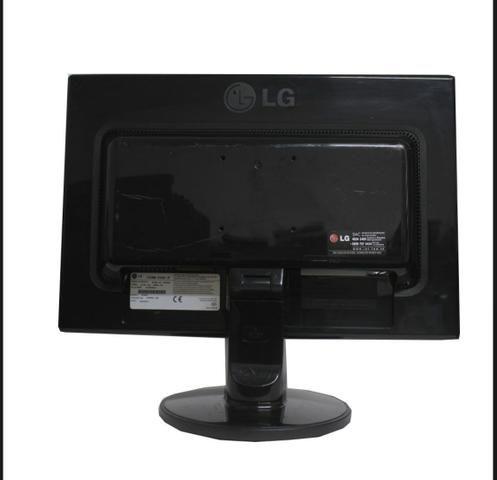 Monitor LG W1942S Tamanho da tela (Polegadas): 19