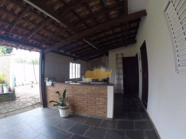 Casa com 4 dormitórios à venda, 270 m² por R$ 1.500.000,00 - Residencial Florença - Rio Cl - Foto 19