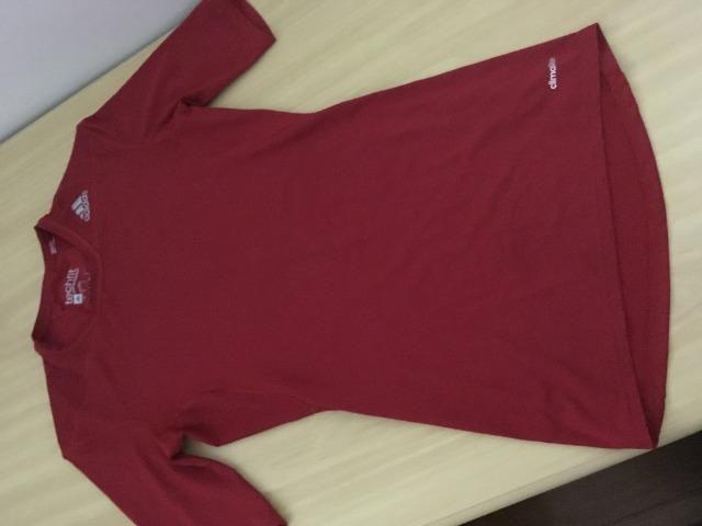 Linda blusa térmica Adidas (Original) - Techfit climalite compression 4896005dbe906