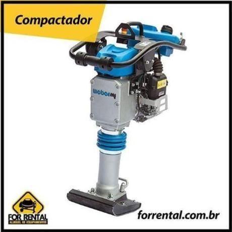 Aluguel Compactador - 27 99695-3490