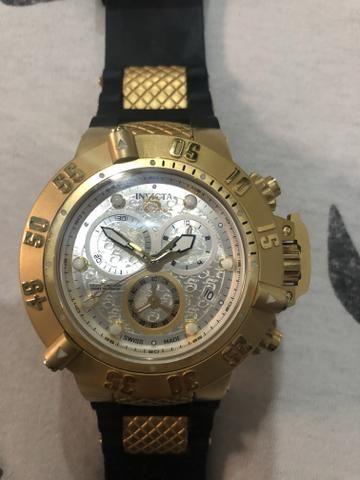 60f56de4d4e Vende se Relógio Invicta original - Bijouterias