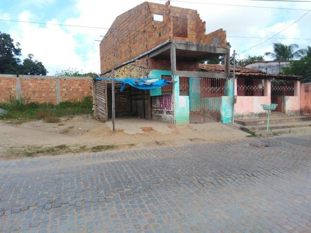 Vendo terreno ótima localização de ponto de comesil Faso troca