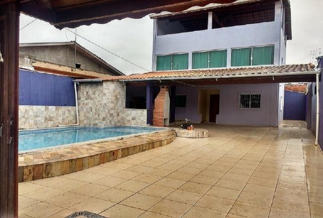 Sobrado c/piscina Peruibe - Ac Autos