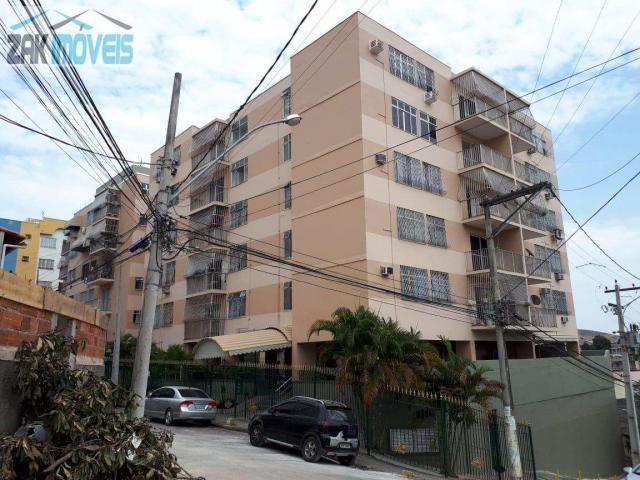 Apartamento com 2 dorms, Santana, Niterói, 45m² - Codigo: 25...