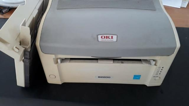 OKI B2200 PRINTER WINDOWS DRIVER