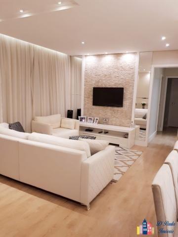 Ap00328 - apartamento com lindo acabamento no cond. parque barueri! - Foto 3